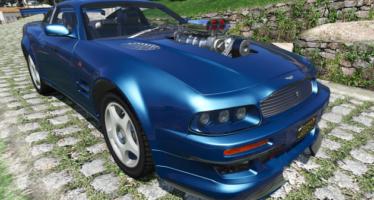 Martin V8 Vantage