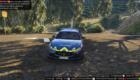 Maserati french gendarmerie