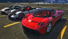 Pagani Cars DLC