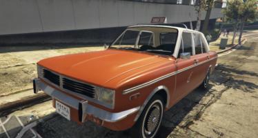 Peykan Taxi
