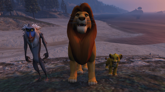 The Lion King Pack