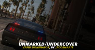 Undercover Vapid Dominator