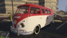 Van Volkswagen Transporter