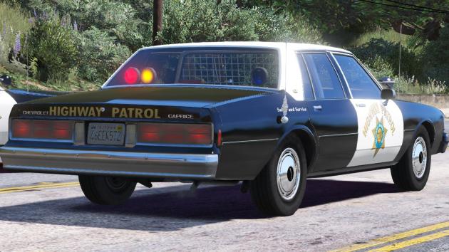 1990 Chevy Caprice 9C1