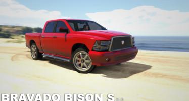 Bravado Bison S