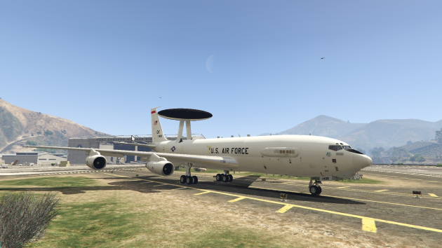 Boeing E3 Sentry AWACS