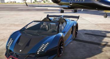 Pegassi Zentorno Roadster