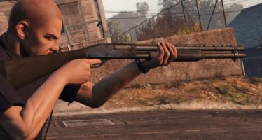 Remington m870