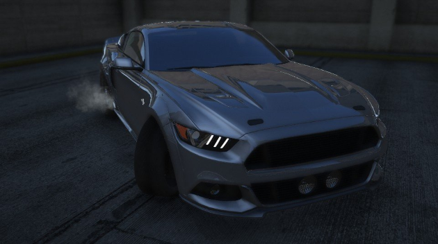Shelby GT500 ELEANOR 2015 Edition