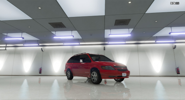 Updated Vapid Minivan