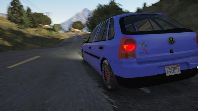 Volkswagen Gol G4 Turbo - V1