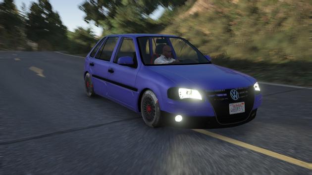 Volkswagen Gol G4 Turbo — V1