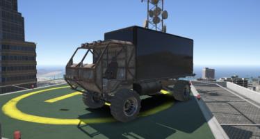 WasteLander BoxTruck