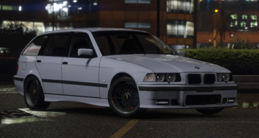 BMW M3 E36 Touring