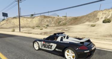 Carrera GT Cop