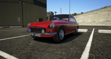 MG MGB GT