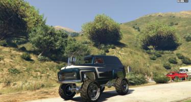 Off-Road Slamvan