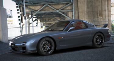 RX7 Spirit R