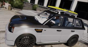 Rover Sport Special