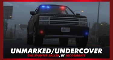Undercover Gallivanter Baller