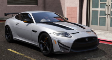 XKR-S GT
