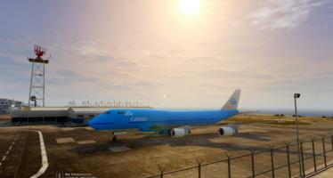 Boeing 747-400 Freighter
