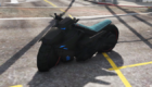 INJ2 CatWoman Motorcycle