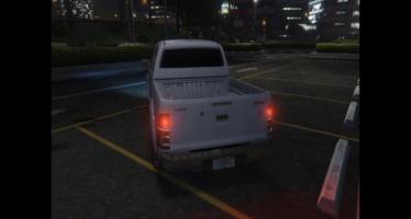 Toyota Hilux Lowrider
