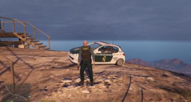 Peugeot 206 Guardia