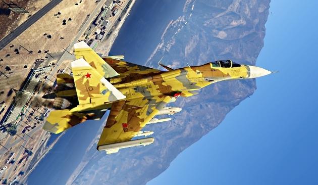 Sukhoi Su-37 Russia