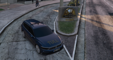 Swedish VW Passat
