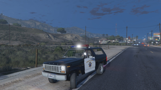 Ford Bronco California