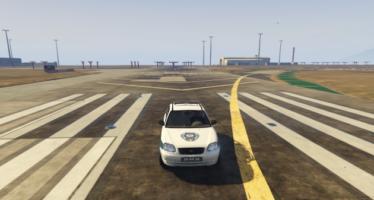 Hyundai Accent Admire Turkish Police