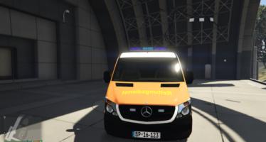 Sprinter Rettungsdienst