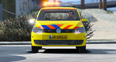 Touran Dutch Ambulance