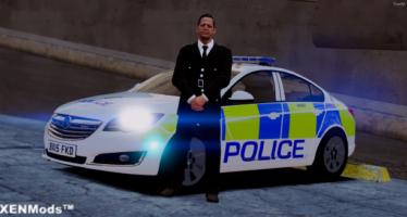 Vauxhall Insignia ELS