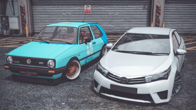 Volkswagen Golf Mk2 Hatch