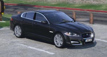 Metropolitan Police Jaguar XF