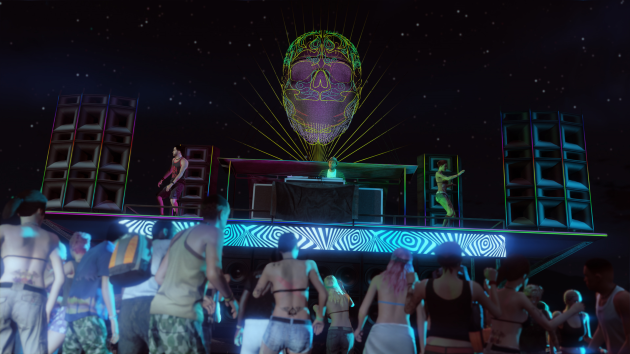 Патч 1.0.1493.0 Ночная жизнь для GTA Online