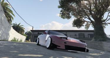 Nissan 180SX S15 Onevia