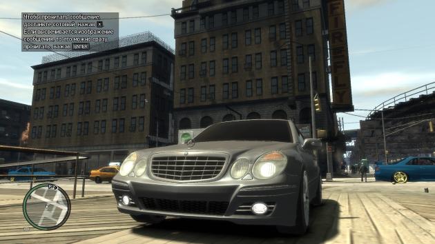 Mercedes-Benz AMG E320 W211