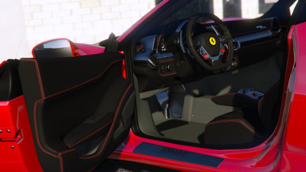 Ferrari 458 Italia AUTOVISTA