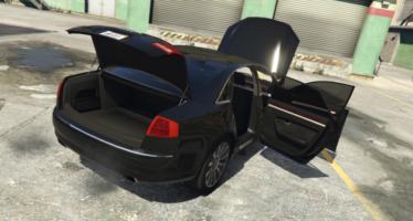Audi A8 R-tipe