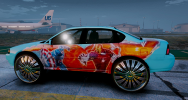 Avengers Impala