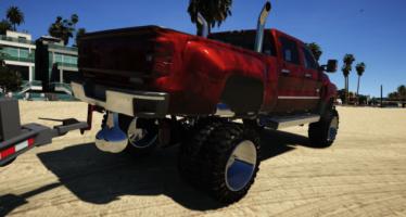 Chevy 4500