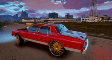 Chevy Caprice 1989