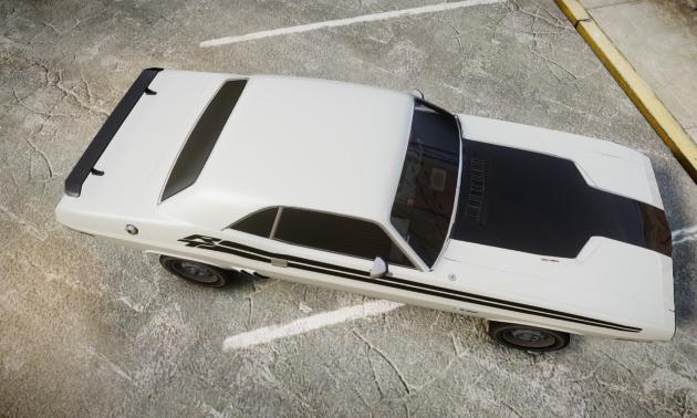 Dodge Challenger 1971 PJ1