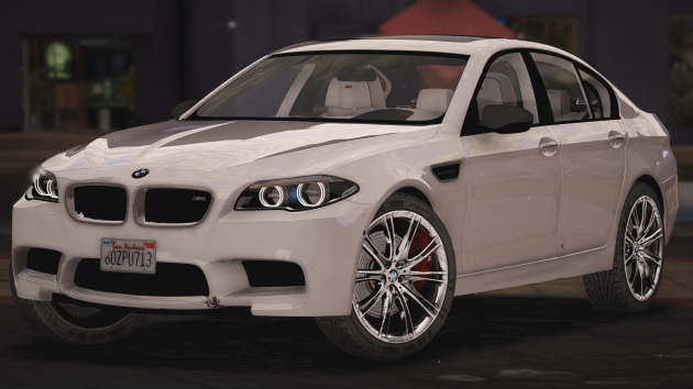 BMW M5 F10 2010