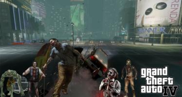GTA IV Zombie