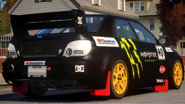 Subaru Impreza WRZ